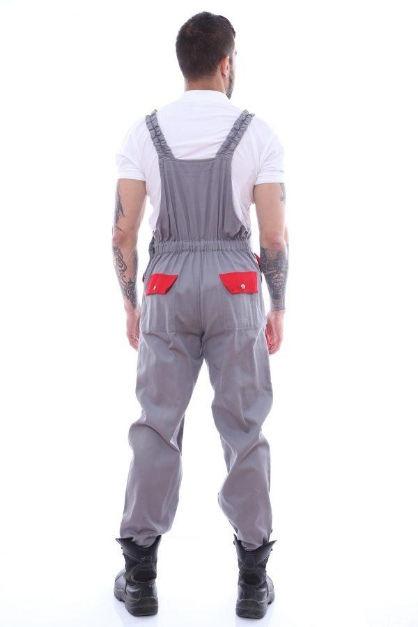 pantalon cu pieptar doc