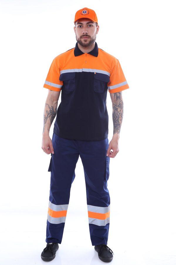 uniforma ambulanta bleumarin