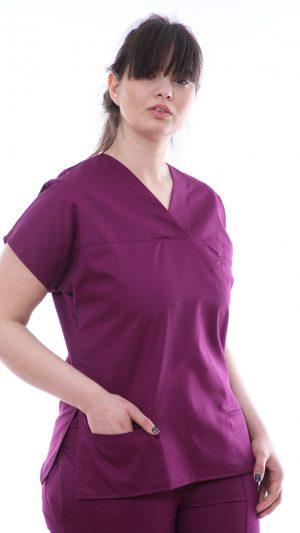 Bluza medic cambrata
