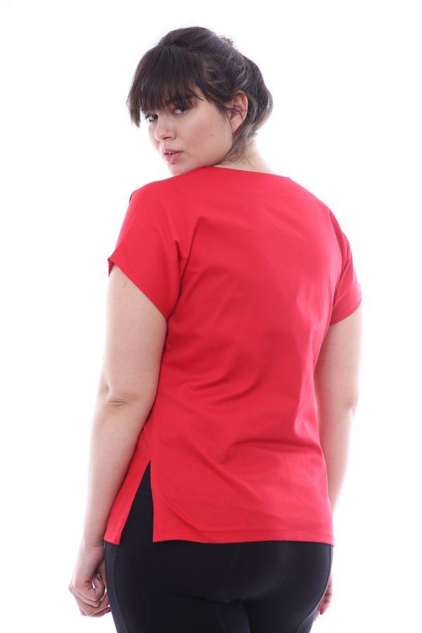 bluza medic rosie