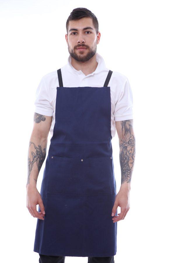 sort barista bleumarin