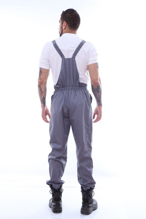 pantalon cu bretele