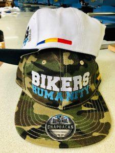 broderie sapca bikers diverse culori
