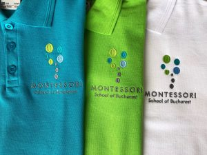 broderie tricou montessori