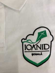 broderie tricou ioand