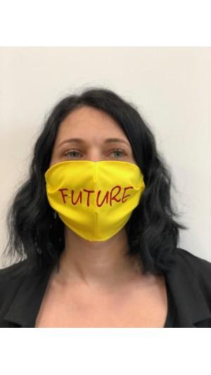 masca brodata future