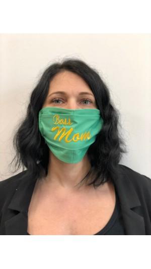 masca refolosibila personalziata mom