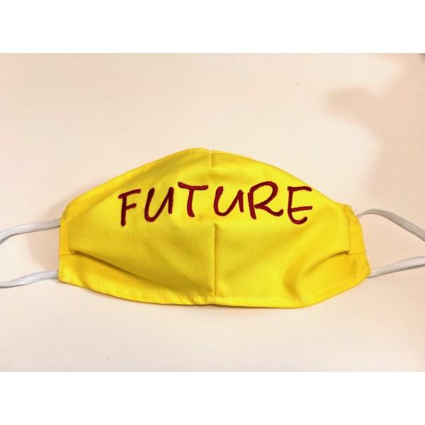 Masca refolosibila brodata future