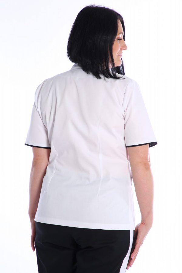 bluza medic cambrata spate