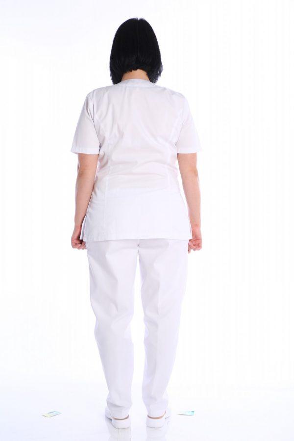 costum medic cambrat spate